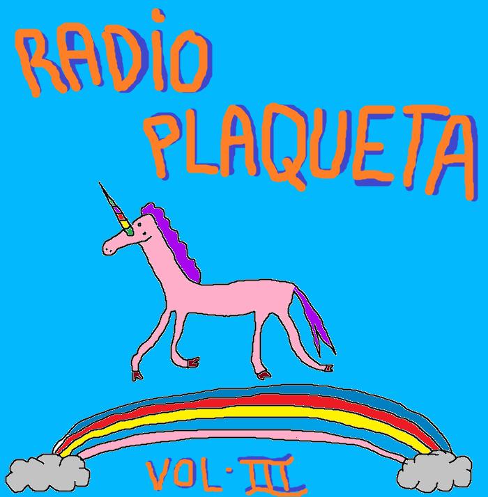 Carátula del programa Radio Plaqueta
